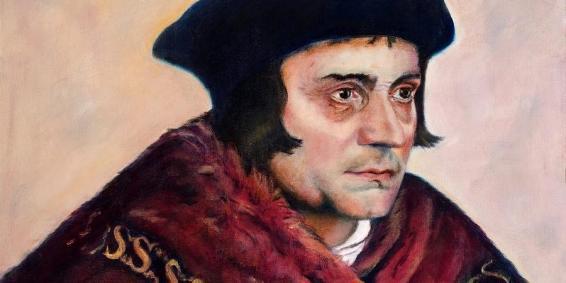 Patrón politikov: Tomáš Morus rešpektoval autoritu kráľa, no odmietol ju vyzdvihnúť nad Božiu